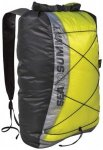 Sea to Summit - Ultra-Sil Dry Day Pack schwarz/gelb