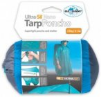 Sea to Summit - Ultra-Sil Nano 15D Tarp-Poncho Gr One Size grau/türkis/blau