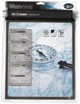 Sea to Summit - Waterproof Map Case Gr Large schwarz