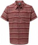 Sherpa - Bhaku Shirt - Hemd Gr L rot