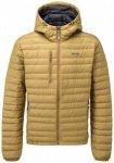 Sherpa - Nangpala Hooded Jacket - Daunenjacke Gr M beige/braun/orange