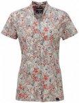 Sherpa - Women's Minzi S/S Shirt - Bluse Gr XL grau