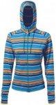 Sherpa - Women's Preeti Jacket - Hoodie Gr L;S;XL;XS grau/blau;grau