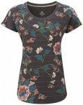 Sherpa - Women's Ratri Tee - T-Shirt Gr L schwarz/grau