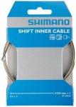 Shimano - Schaltzug Race Gr 1,2 mm x 2100 mm grau/schwarz