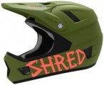 SHRED - Brain Box - Radhelm Gr L-XL oliv/schwarz