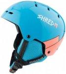 SHRED - Bumper Mini Wee - Skihelm Gr M türkis/blau