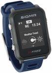 Sigma - ID.Free - Multifunktionsuhr blau