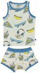 Smafolk - Kid's Underwear With Skater - Alltagsunterwäsche Gr 1-2 years;2-3 yea