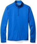 Smartwool - Merino 150 Baselayer 1/4 Zip - Merinounterwäsche Gr M;S;XL;XXL blau