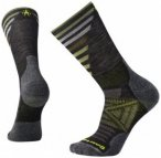 Smartwool - PhD Outdoor Light Pattern Crew - Wandersocken Gr XL schwarz