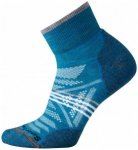 Smartwool - Women's PhD Outdoor Light Mini - Multifunktionssocken Gr S blau