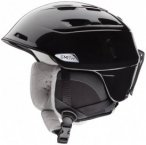 Smith - Women's Compass - Skihelm Gr S schwarz/grau