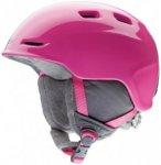 Smith - Zoom Junior - Skihelm Gr 53-58 cm rosa/grau