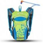 Source - Kid's Spry - Trinkrucksack Gr 1,5 l blau/grün/grau