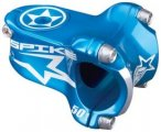 Spank - Spike Race Stem 31.8mm incl. Customcap - Vorbau Gr 50 mm blau