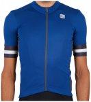 Sportful - Kite Jersey - Radtrikot Gr L blau