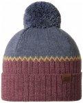 Stöhr - Rico - Mütze Gr One Size grau/beige;grau/braun/schwarz;orange/braun;ro