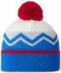 Stöhr - Theo - Mütze Gr One Size weiß/rot/grau;blau/grau;grau/weiß/schwarz/r
