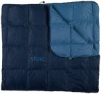 Stoic - Skaulo St. Down blanket - Decke Gr One size  Blau