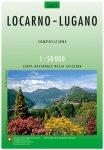 Swisstopo - 5007 Locarno-Lugano - Wanderkarte Ausgabe 2012