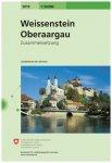 Swisstopo - 5019 Weissenstein-Oberaargau - Wanderkarte Ausgabe 2009