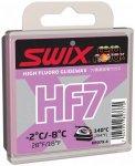 Swix - Hf7X Violet, -2 °C/-8 °C - Heißwachs Gr 40 g
