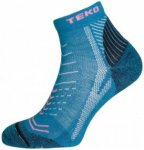 Teko - Women's Diva Light - Trekkingsocken Gr S blau
