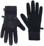 The North Face - Etip Leather Glove - Handschuhe Gr S schwarz