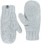 The North Face - Women's Cable Knit Mitt - Handschuhe Gr S/M grau
