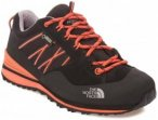 The North Face - Women's Verto Plasma II GTX Gr 11 schwarz/rot