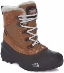 The North Face - Youth Shellista Extreme - Winterschuhe Gr 3 schwarz/braun