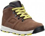Timberland - Kid's GT Scramble Mid Leather WP - Sneaker Gr 1,5 braun