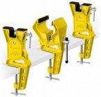 Toko - Ski Vise World Cup - Einspannvorrichtung gelb