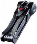 Trelock - Faltschloss FS 500/90 Toro - Fahrradschloss schwarz