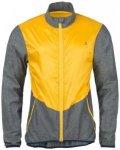 Triple2 - Hanning Jacket - Windjacke Gr L;S grau/schwarz;orange/grau