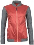 Triple2 - Hanning Jacket Women - Windjacke Gr L;S;XS rot/grau;schwarz/grau