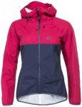 Triple2 - Smudd Jacket Women - Regenjacke Gr S rosa/blau