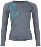Triple2 - Unner Shirt Women - T-Shirt Gr XS grau