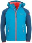 Trollkids - Kids Rondane Zip Off Jacket XT - Softshelljacke Gr 152 blau
