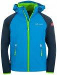Trollkids - Kids Rondane Zip Off Jacket XT - Softshelljacke Gr 110 blau