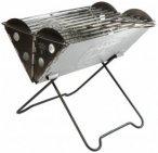 UCO - Grill- und Feuerschale - Trockenbrennstoffkocher Gr L metallic