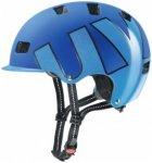 Uvex - HLMT 5 Bike Pro - Radhelm Gr 55-58 cm blau/schwarz