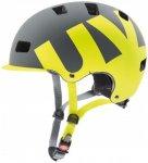 Uvex - HLMT 5 Bike Pro - Radhelm Gr 58-61 cm gelb/grau/schwarz