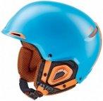 Uvex - Jakk+ Octo+ - Skihelm Gr 52-55 cm blau/türkis