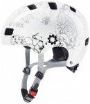 Uvex - Kid 3 - Radhelm Gr 51-55 cm weiß/grau