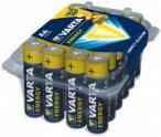 Varta - AA 24er Clear Value Pack - Batterien Gr AA gelb/schwarz