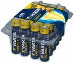 Varta - AAA 24er Clear Value Pack - Batterien Gr AAA gelb/schwarz