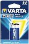 Varta - High Energy Block 9V Gr 9 Volt