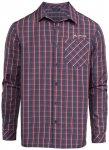 Vaude - Albsteig L/S Shirt II - Hemd Gr M lila/grau